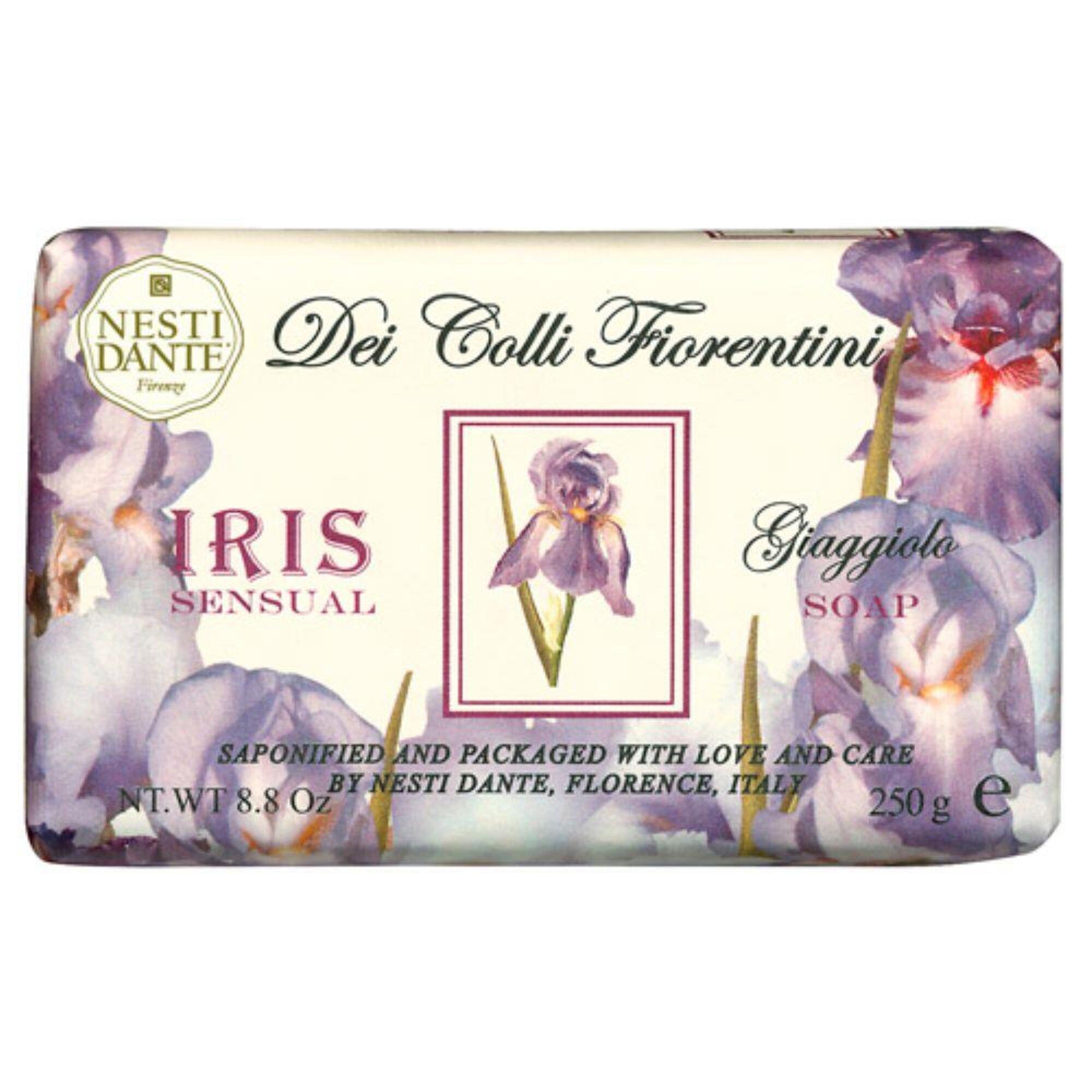 Sabonete Dei Colli Iris 250g Nesti Dante