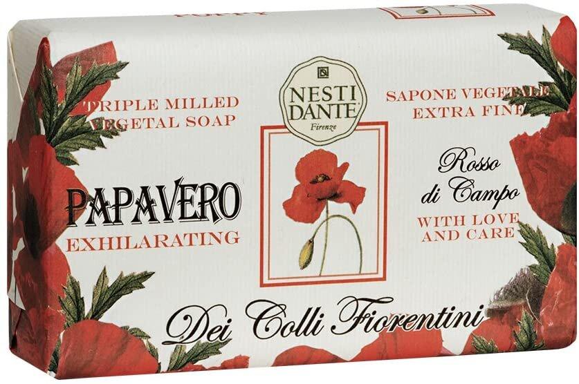 Sabonete Dei Colli Papoula 250g Nesti Dante