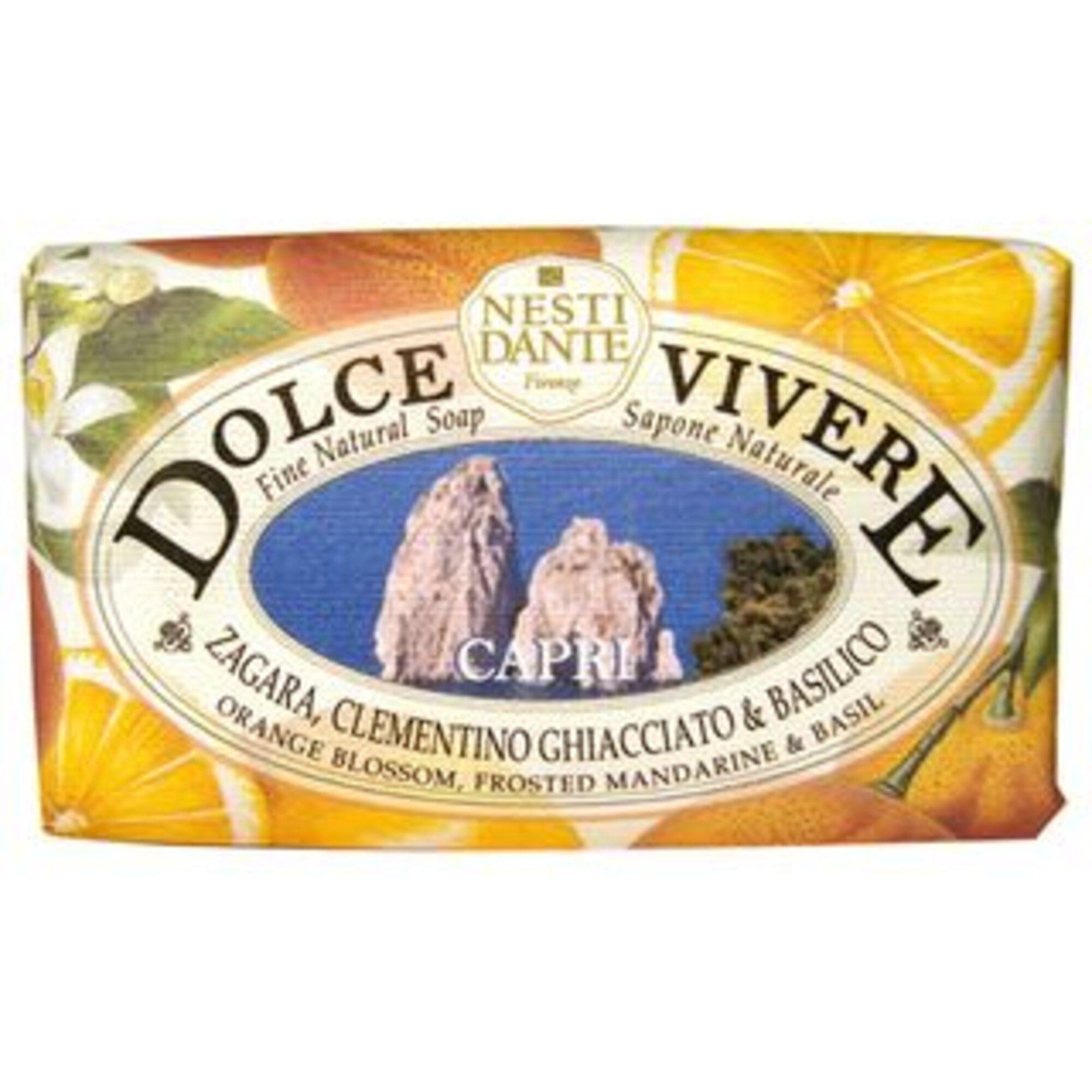 Sabonete Dolce Vivere Capri 250g Nesti Dante