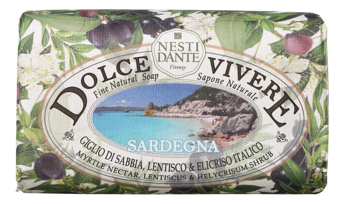 Sabonete Dolce Vivere Sardegna 250g Nesti Dante