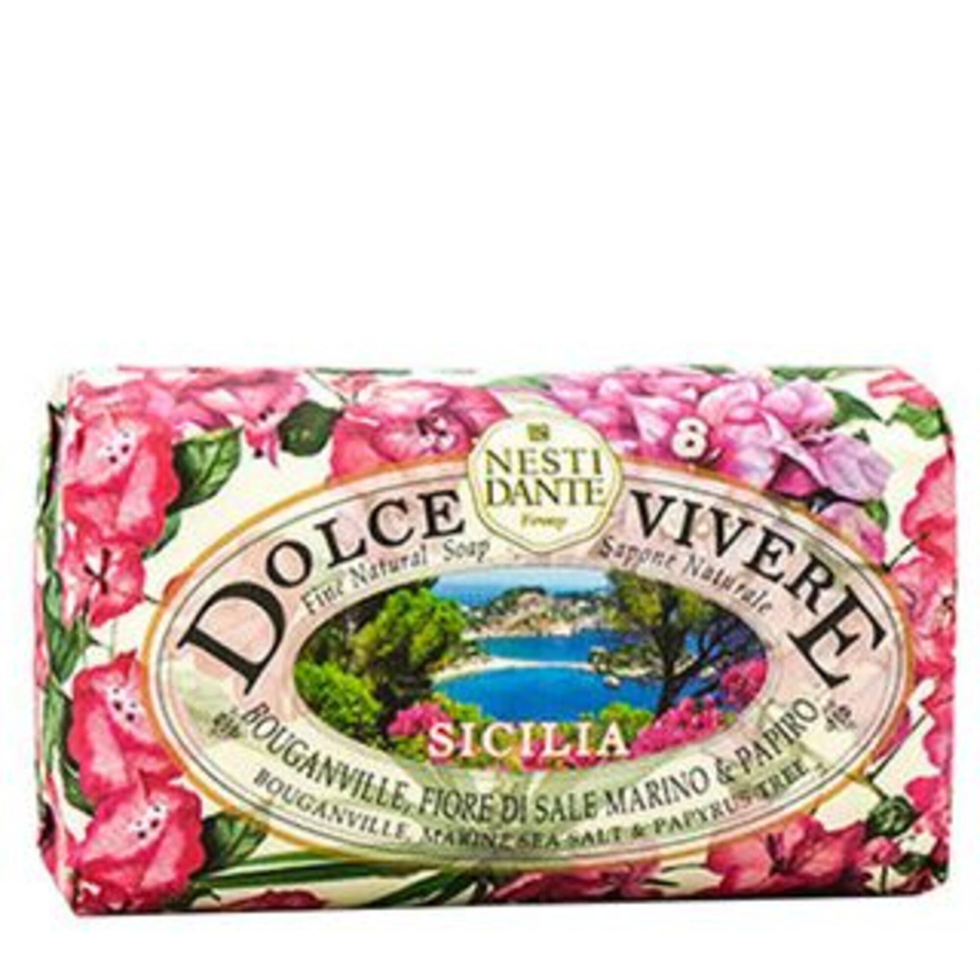 Sabonete Dolce Vivere Sicilia 250g Nesti Dante