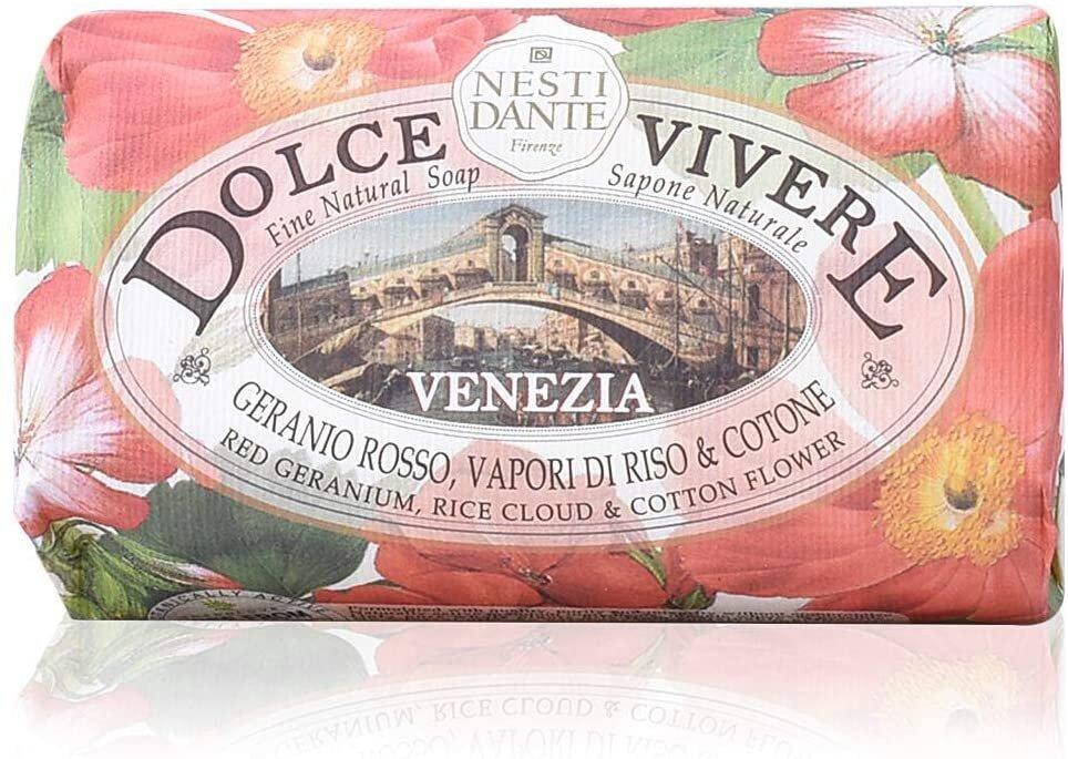 Sabonete Dolce Vivere Venezia 250g Nesti Dante