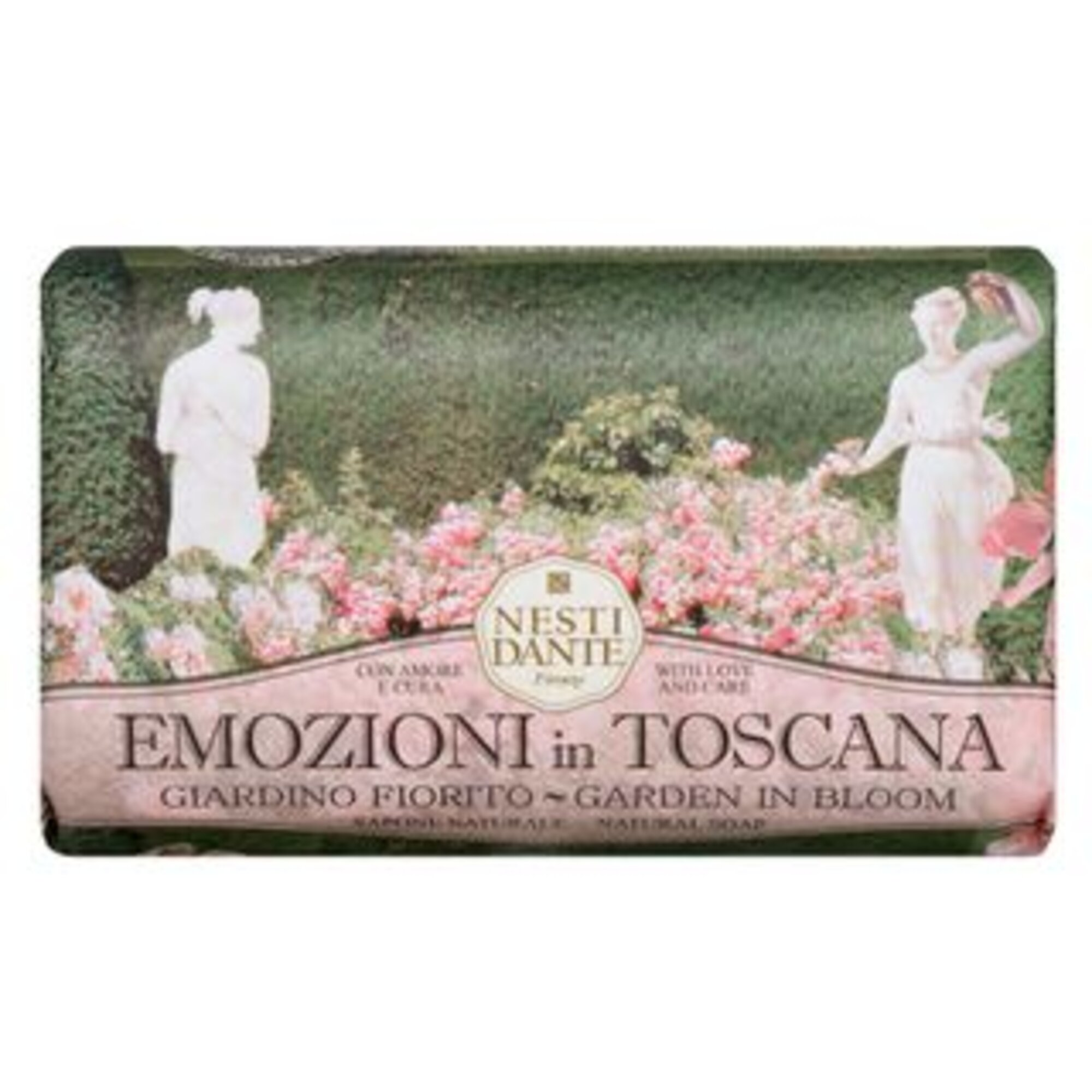 Sabonete Emozioni In Toscana Jardim Florido 250g Nesti Dante