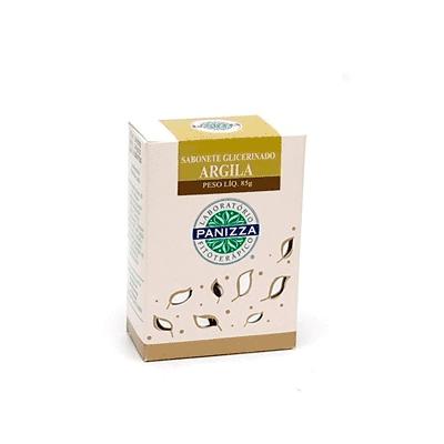 Sabonete Glicerinado Argila 85g Panizza