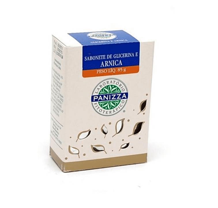 Sabonete Glicerinado Arnica 85g Panizza