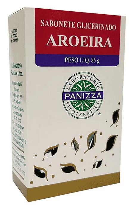 Sabonete Glicerinado Aroeira 85g Panizza