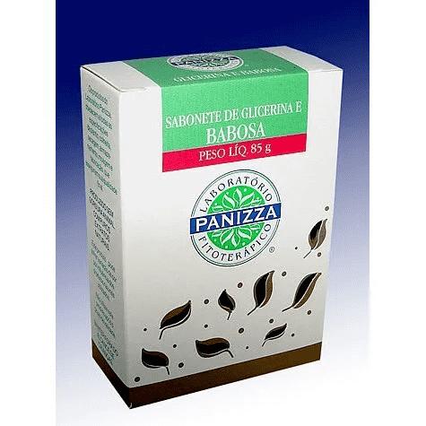 Sabonete Glicerinado Babosa 85g Panizza