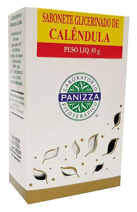 Sabonete Glicerinado Calêndula 85g Panizza