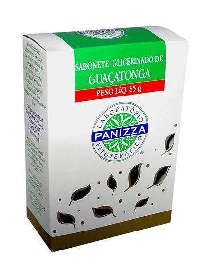 Sabonete Glicerinado Guaçatonga 85g Panizza