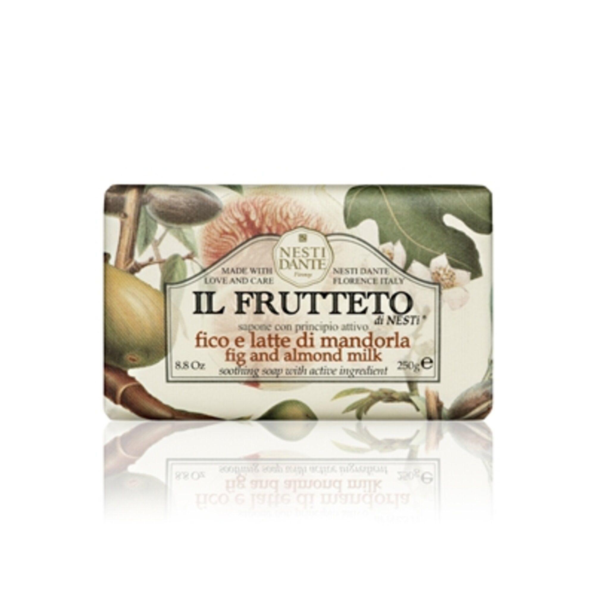 Sabonete Il Frutteto Figo e Leite De Amêndoas 250g Nesti Dante