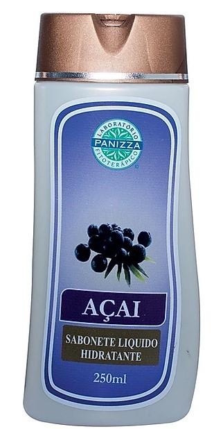 Sabonete Líquido Açaí 250mL Panizza