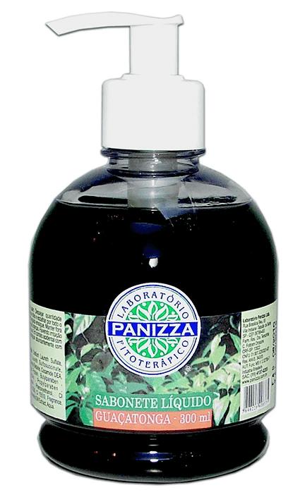 Sabonete Líquido Guaçatonga 300mL Panizza