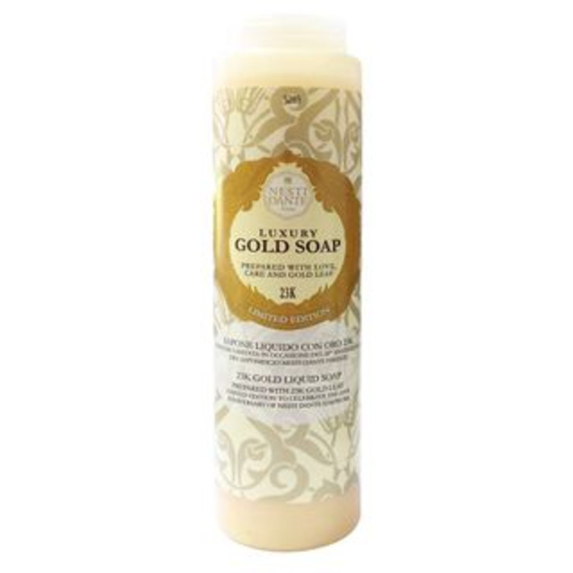 Sabonete Líquido Luxury Gold 300 mL Nesti Dante
