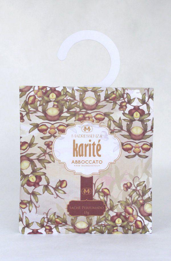Sache Perfumado Karite 15g Madressenza