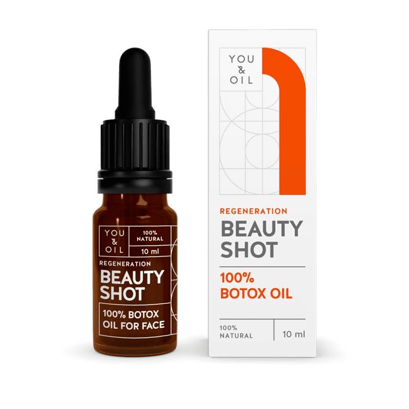 Sérum Facial Óleo Botoks Regeneração Celular (Botox) 10mL You&Oil