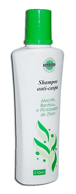 Shampoo Anti Caspa 230mL Panizza