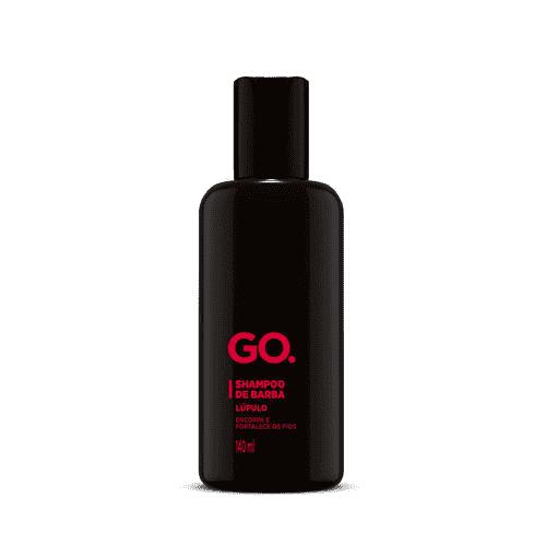 Shampoo de Barba Lúpulo 140mL Go