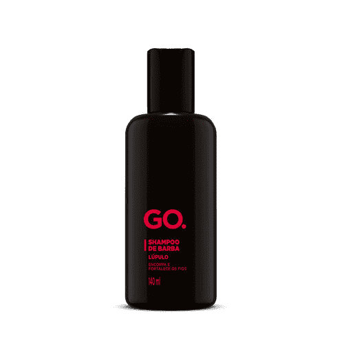 Shampoo de Barba Fresh 140mL Go