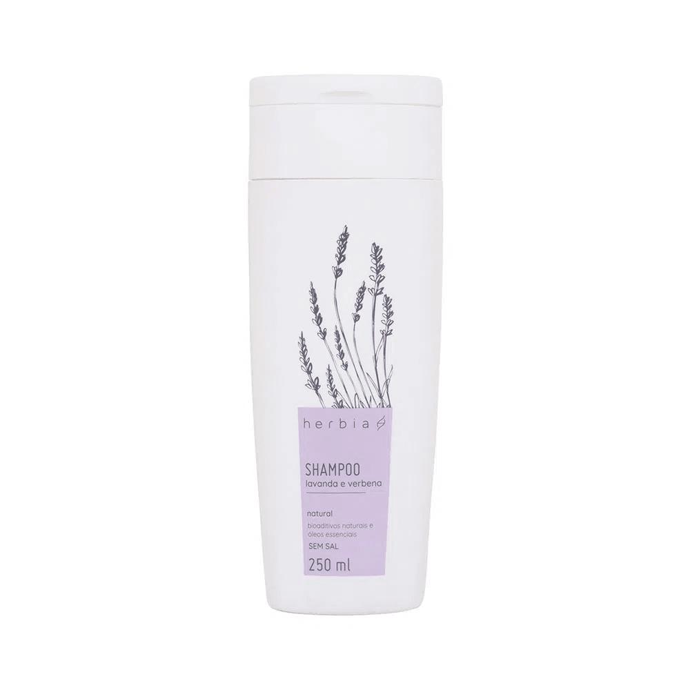 Shampoo Lavanda E Verbena 300mL Herbia
