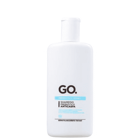 Shampoo Prebiotico Anticaspa 150mL Go
