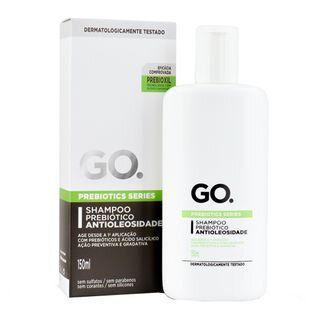 Shampoo Prebiotico Antioleosidade 150mL Go