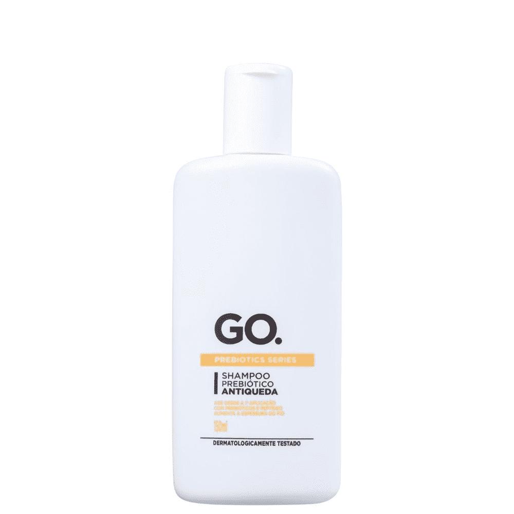 Shampoo Prebiotico Antiqueda 150 mL Go