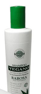 Shampoo Vegano Babosa 300mL Panizza