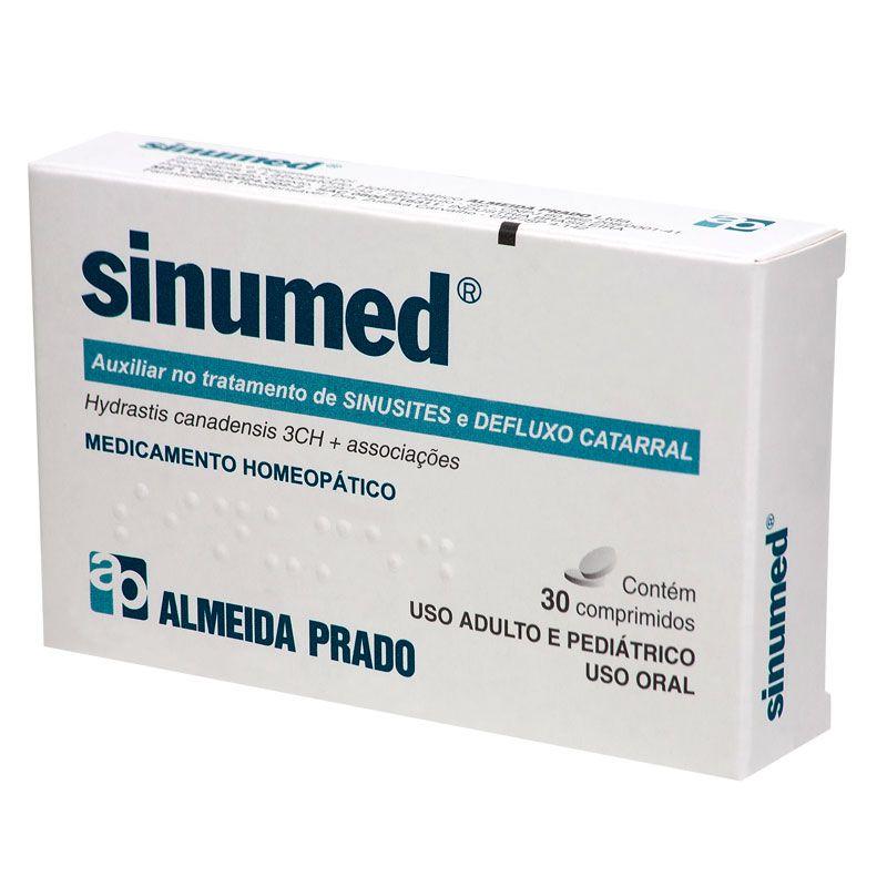 Sinumed 30 comprimidos Almeida Prado