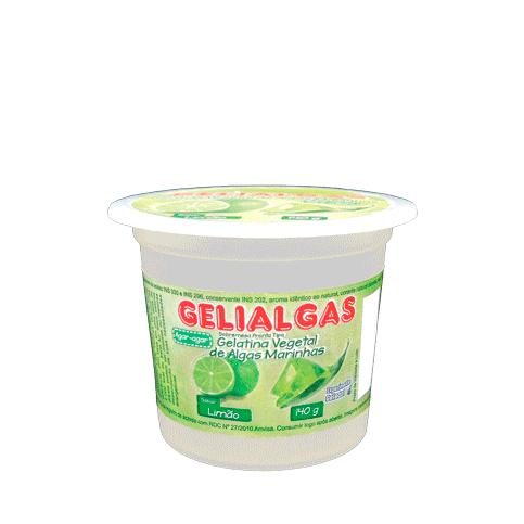 Sobremesa Limão 140g Gelialgas