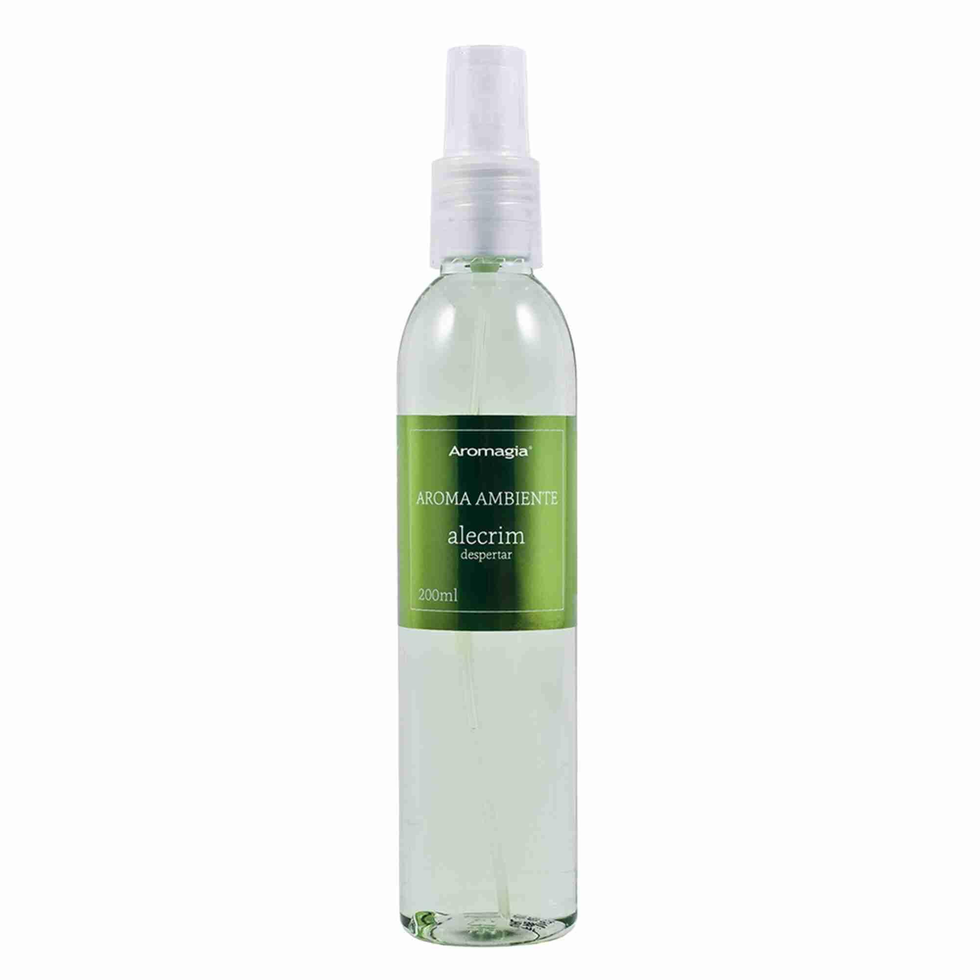 Spray Ambiente Alecrim 200mL Aromagia