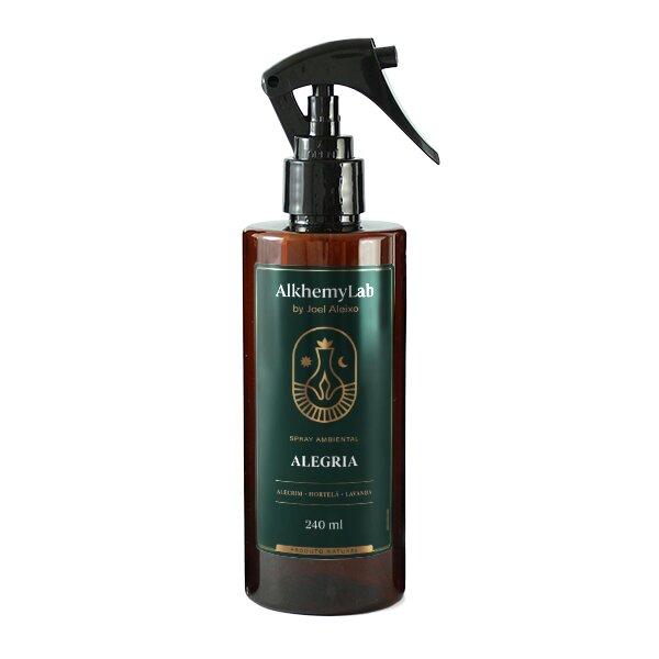 Spray Ambiente Alegria 240 mL Alkhemy Lab