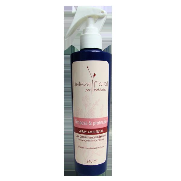 Spray Ambiente Limpeza e Proteção 240mL Alkhemy Lab