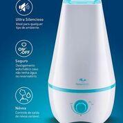 Umidificador Ultrassonico Compact Air Relax Medic