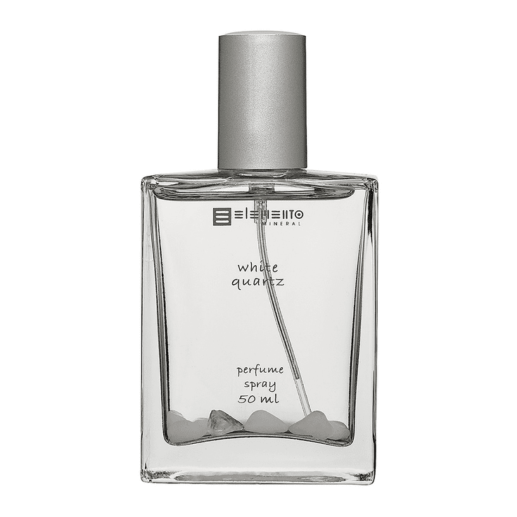 White Quartz - Perfume 50mL Elemento Mineral
