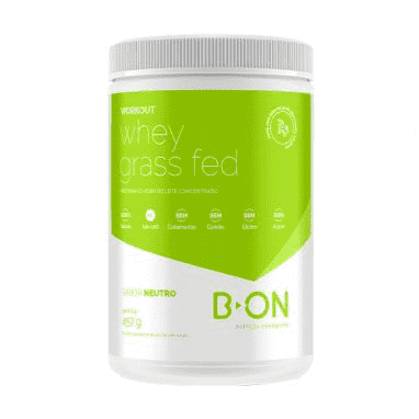 Workout Whey Grass Fed 475g B-On