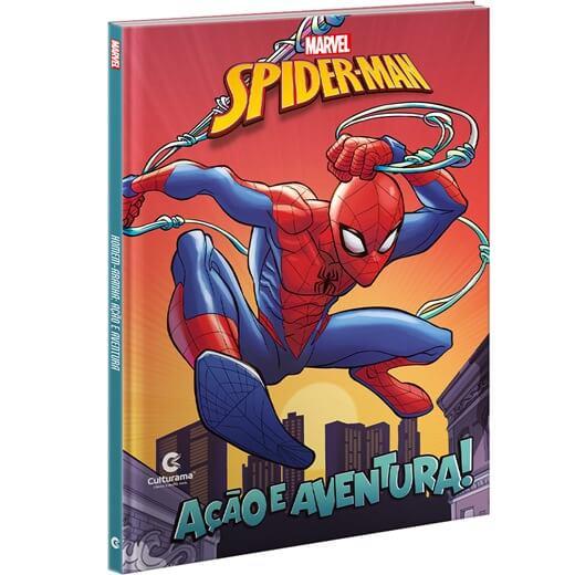 Ação e Aventura Marvel Homem-Aranha - Culturama