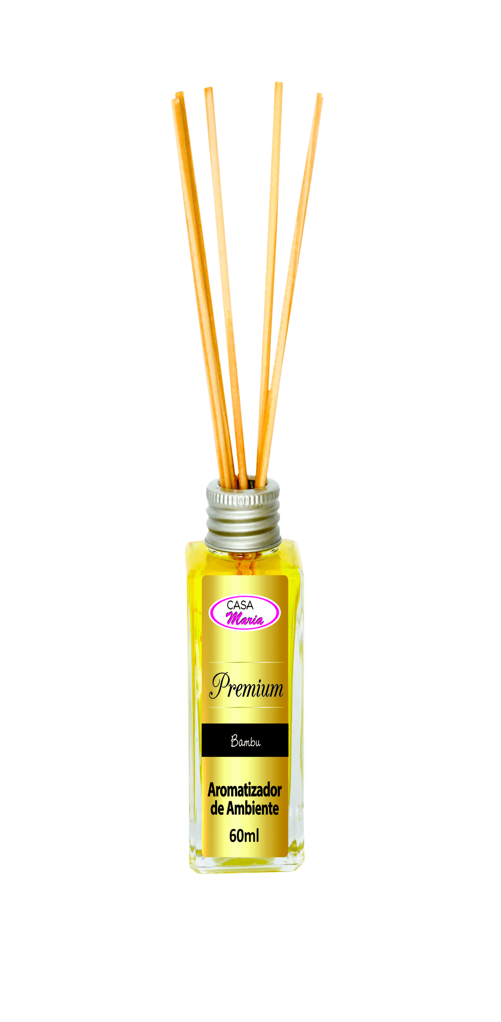 Aromatizante Ambiente Bambu 60ml - Natalia Beauty