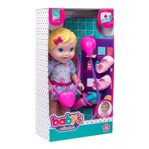 Babys Collection Dodói Loira SuperToys
