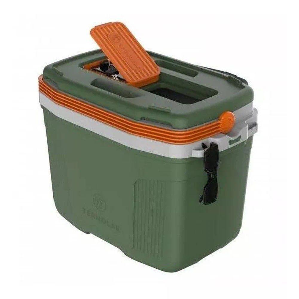 Caixa Térmica SUV 32L Verde - Termolar