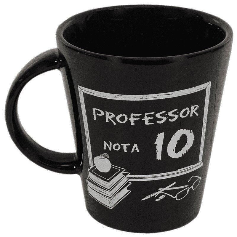 Caneca Cerâmica Professor - Brasfoot