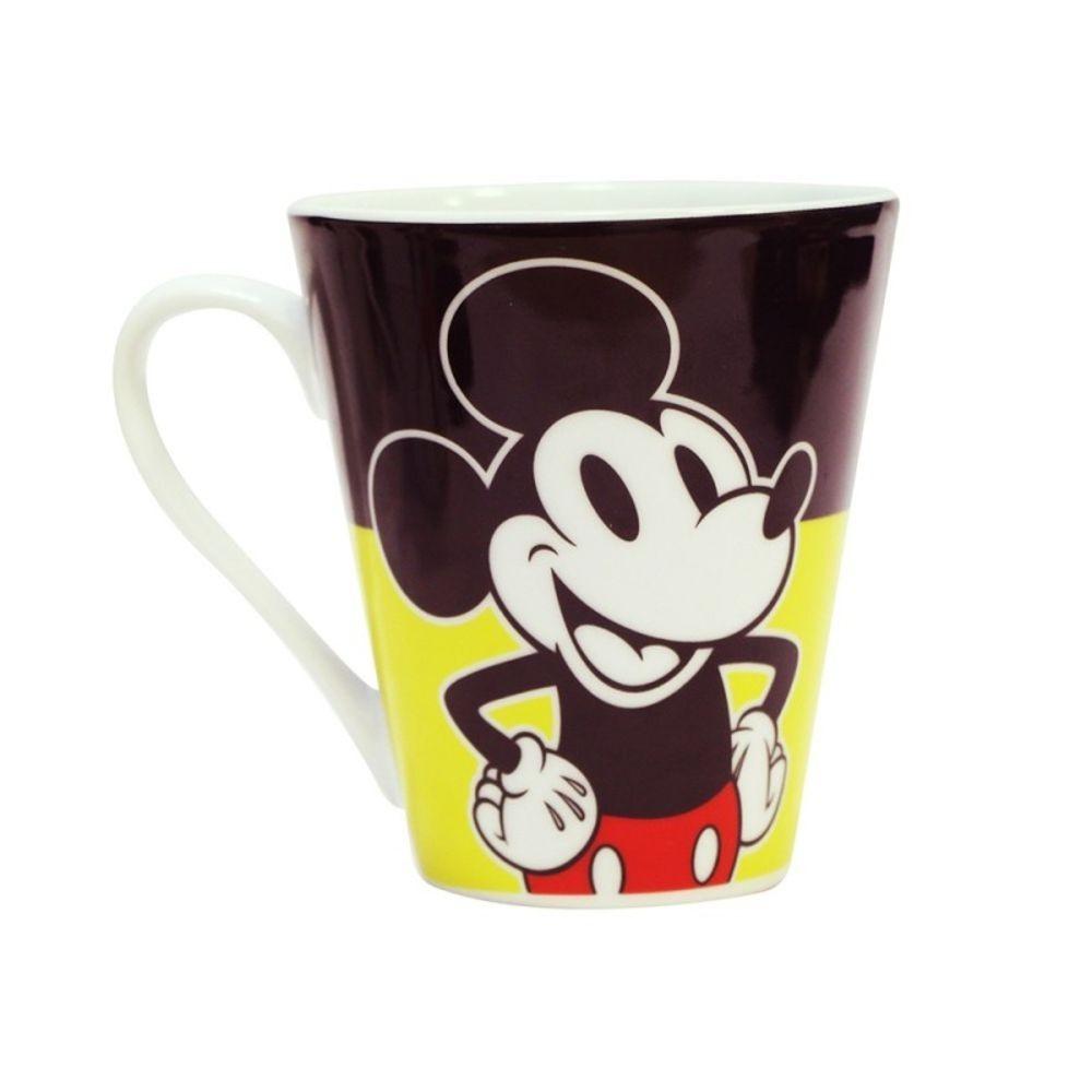 Caneca Disney 300ML 90 Anos Mickey - Casambiente