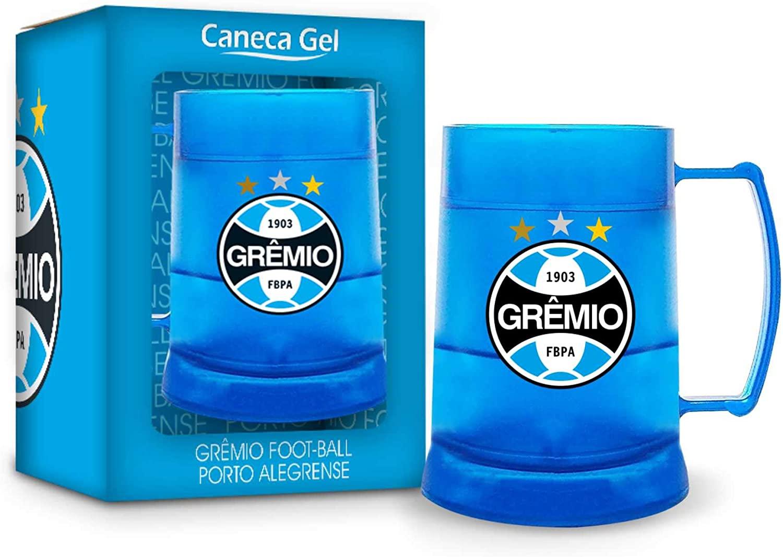 Caneca Gel Grêmio 300ML - Brasfoot