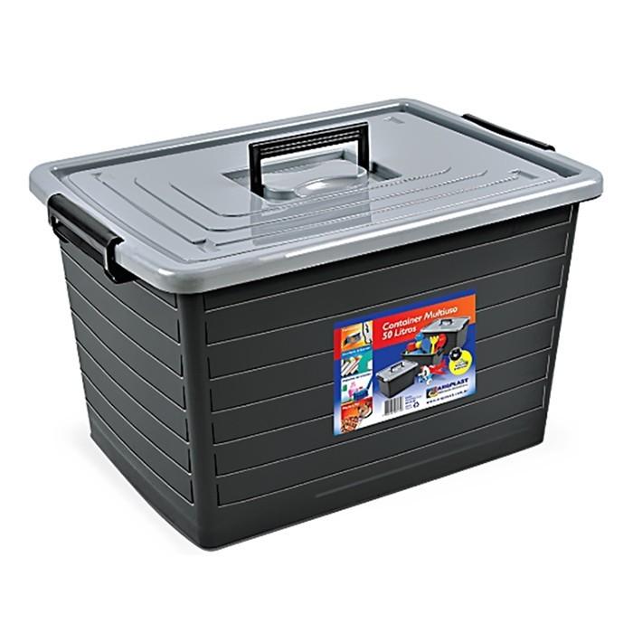 Container Organizador 50lts Arqplast