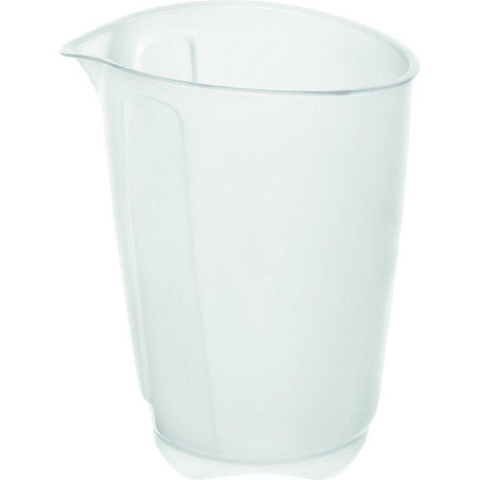 Copo Medidor 500ml Plástico Sanremo