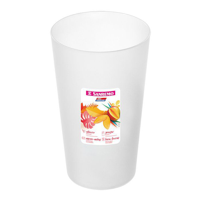 Copo Plástico 500ml Sanremo