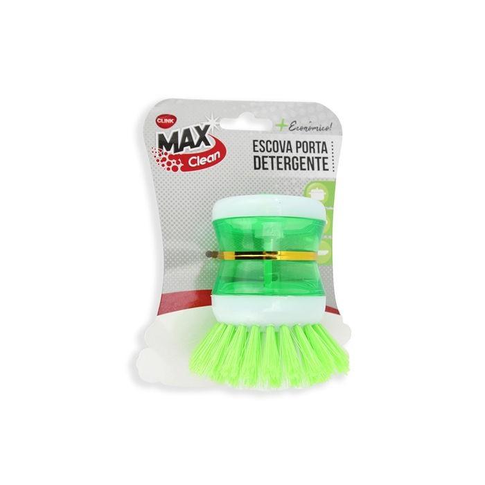 Escova para Limpeza com Dispenser Clink
