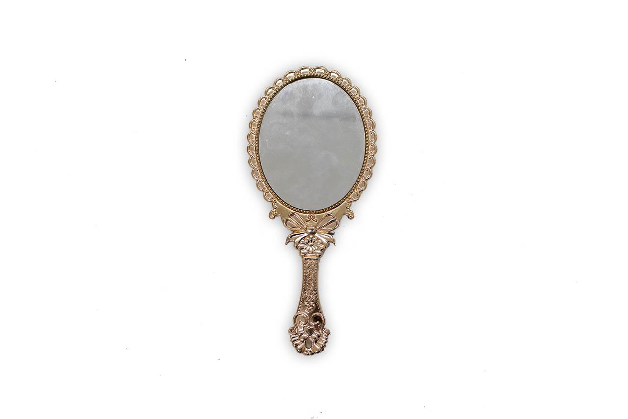 Espelho de Bolsa Dourado FWB