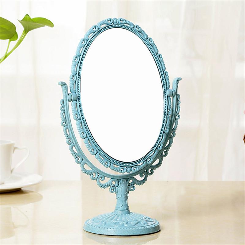 Espelho de Mesa Redondo - Mania de Casa