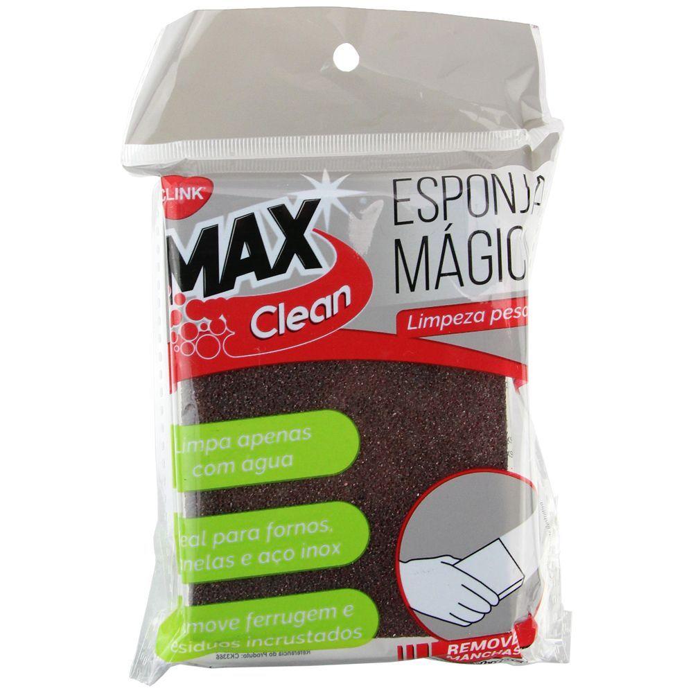 Esponja Mágica Pesada 10x7cm Max Clean