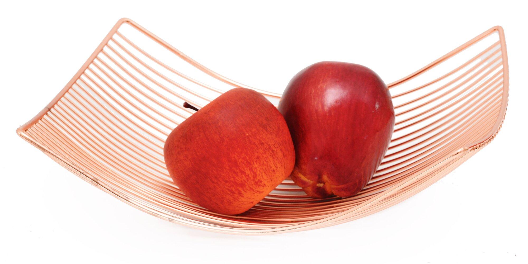 Fruteira de Mesa Rosé Wincy